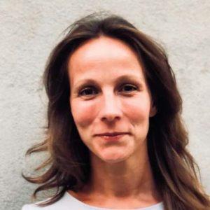 Katharina Jacobsen, Dozentin Tanzfabrik
