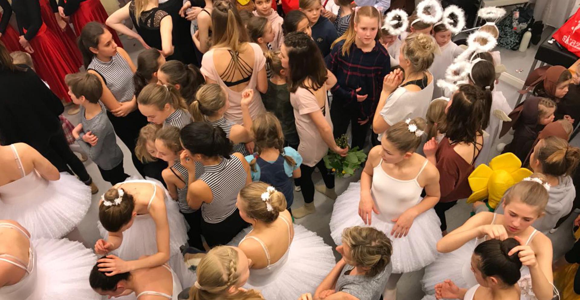 Tanzfabrik, Hamburg, Tina Fröhlich, Dozenten